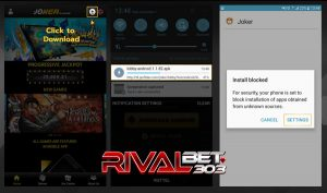 Install Joker123Android Part 1