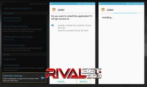 Install Joker123Android Part 2